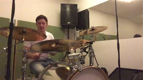 Aj Drums Hold Your Breath Etherwood Drum Cover