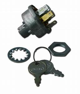 Briggs  U0026 Stratton 692318 Key Switch Assembly