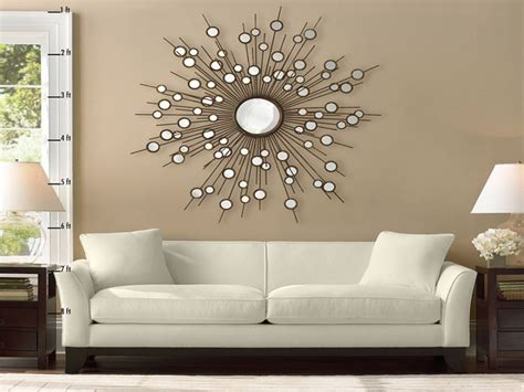 Living Room Wall Decor by Cool Kitchen Decor Large Wall Mirrors Decorating Ideas