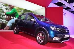 Nouvelle Dacia Sandero 2017 : mondial de paris 2016 nouvelle dacia sandero actu automobile ~ Gottalentnigeria.com Avis de Voitures