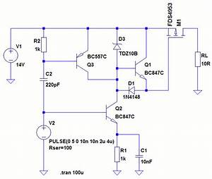 Mosfet Driver  Push-pull Bjt Output