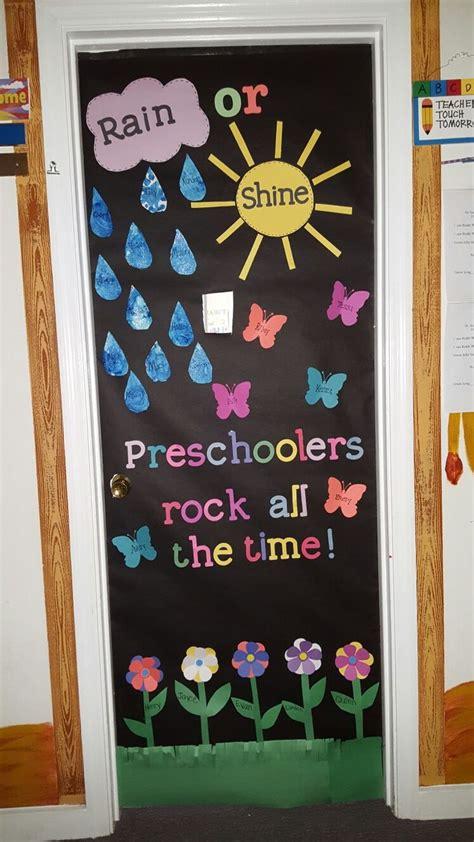 Decorating Ideas For Door by Best 25 Preschool Door Decorations Ideas On