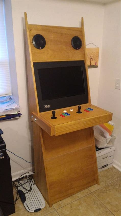 xtension arcade cabinet speakers 34 best images about arcade console on