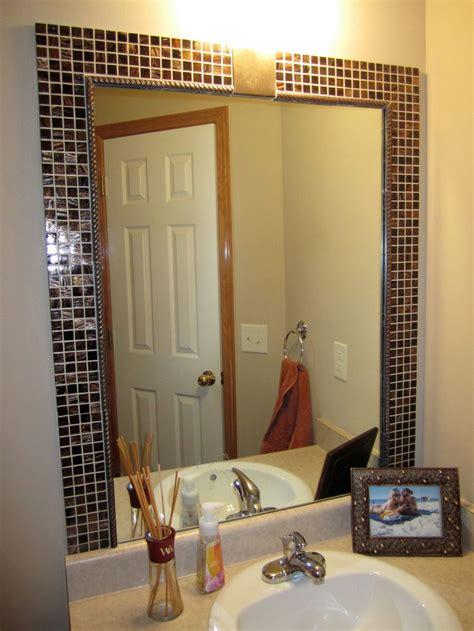 mirror ideas for bathrooms brilliant bathroom vanity mirrors decoration stunning wall