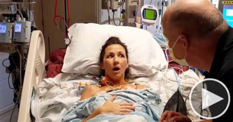 Woman Takes First Unobstructed Breath In Her Life After