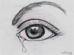 Crying Eyes Drawing Easy | www.pixshark.com - Images ...