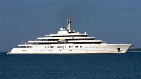 Yacht Images by Abramovich S Superyacht Eclipse
