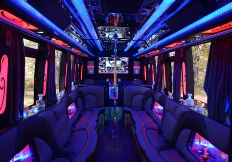 party bus nj party bus limo buses new jersey limousine party bus