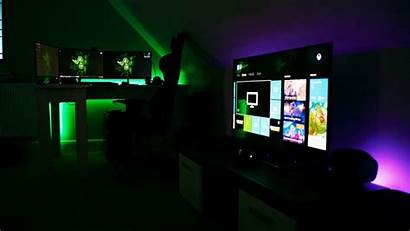 Setup Gaming Ultimate Entertainment