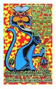 Chuck Sperry Hepcat's Ball Phil Lesh Family Dog Great ...