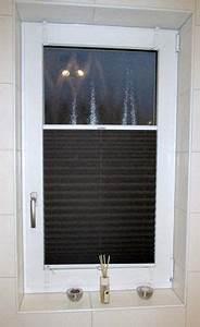 Sichtschutz Fenster Bad : sensuna badezimmer plissee kundenfoto sensuna pleated blind in a bathroom customerphoto ~ Sanjose-hotels-ca.com Haus und Dekorationen