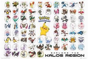 pokemon x y plete kalos pokedex professor sycamore game freak director