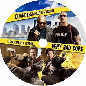 Sticker de Very Bad Cops - Cinéma Passion