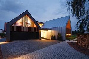 Gallery, Of, Two, Barns, House, Rs, Robert, Skitek