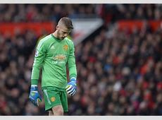 Manchester United goalkeeper David de Gea thinks his move