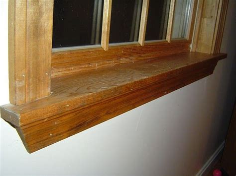 Pvc Indoor Window Sill by 130 Best Finish Carpentry Images On