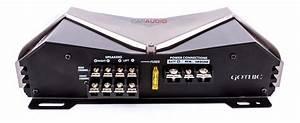 New Power Acoustik Gt4 400 4 Channel 400 Watt Gothic