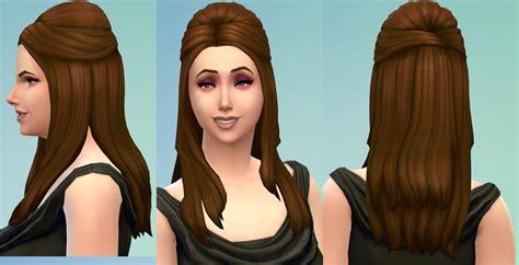 Sims 4 soiru00e9e de luxe coiffures femme 02 - Next Stage