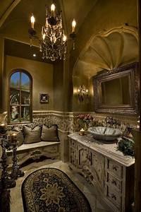 15, Astonishing, Mediterranean, Bathroom, Designs