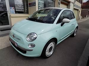 Fiat 500 1 2 : fiat 500 1 2 69 cv vintage 57 occasion beauvais pas cher voiture occasion oise 60000 agence ~ Medecine-chirurgie-esthetiques.com Avis de Voitures