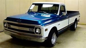 1969 Chevrolet C10 Pick-up
