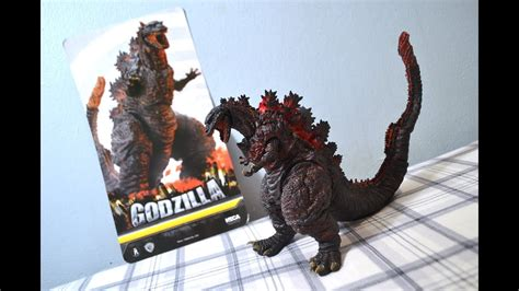 Neca Shin Godzilla 2016 Figure Unboxing & Review! Gojira