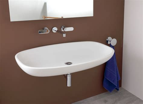 Lavabo Moderno Bagno 25 Modelli Di Lavabo Bagno Sospeso Dal Design Moderno