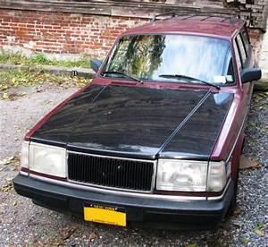 1991 240 Volvo Wagon  M47 5