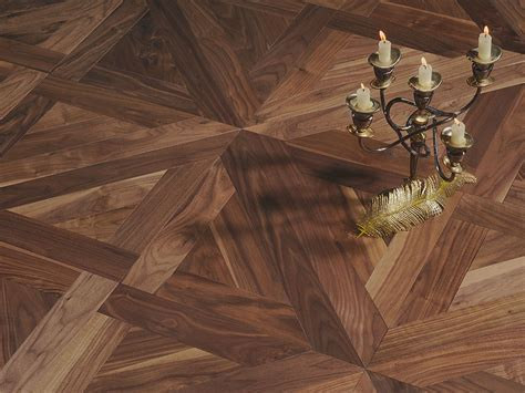 Coswick Debuts a Line of Mosaic Wood Floors   coswick.com