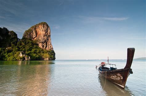 Railay Beach Beach In Thailand Thousand Wonders