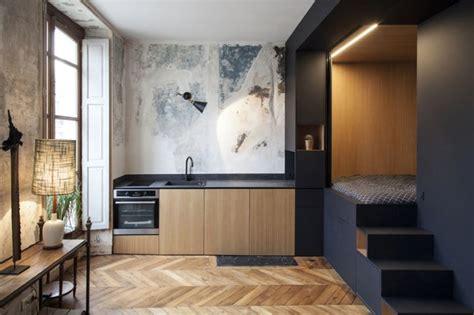 Déco Petit Appartement Parisien Qui Allie Le Design