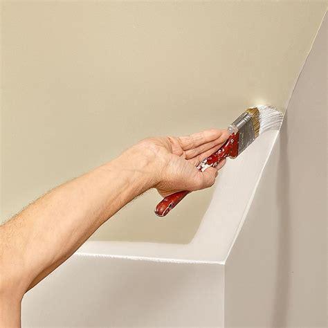 Zimmerdecke Streichen Tipps by How To Paint A Ceiling Home Tipps Farbe Wei 223 Malen