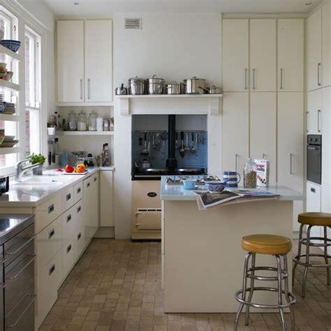Modern Retro Kitchen  Kitchen Design Idea  Aga