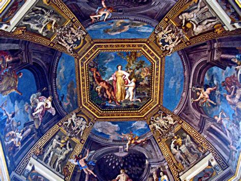 Painted The Ceiling Of The Sistine Chapel In Rome by Stock Pictures Sistine Chapel Ceiling Designs