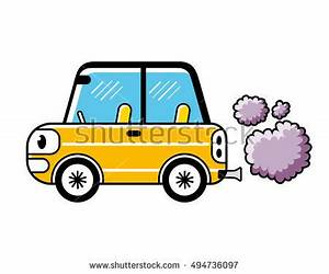 Pollution clipart vehicle pollution - Pencil and in color ...