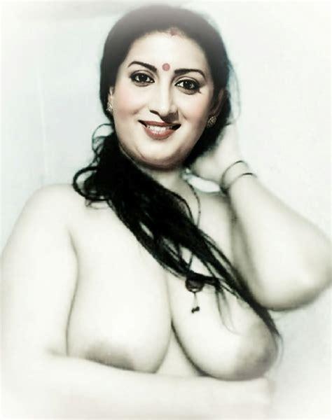 Smriti Irani Nude Sexy Photos Porn Photo