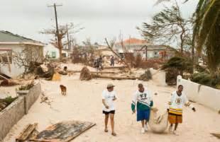 Hurricane Ivan Grand Cayman Island