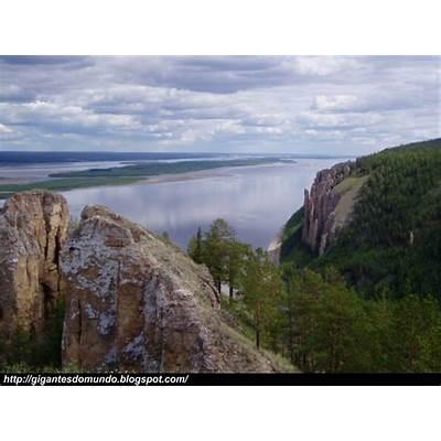 Os 10 maiores rios do mundoGigantes Mundo