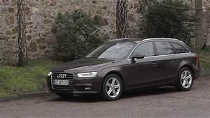 Audi A4 V6 Tdi : essai audi a4 avant 3 0 v6 tdi 245ch quattro s tronic ambition luxe youtube ~ Medecine-chirurgie-esthetiques.com Avis de Voitures