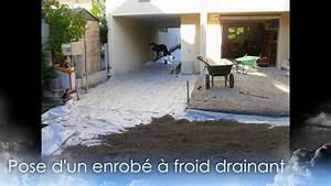Enrobé A Froid : chantier enrobe a froid youtube ~ Farleysfitness.com Idées de Décoration