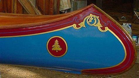 kevin martin canoe paint designs