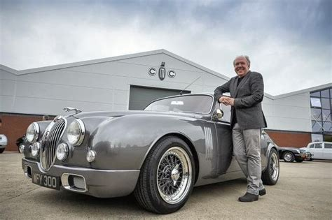 'Inspector Morse' Jaguar given new look for 21st Century ...