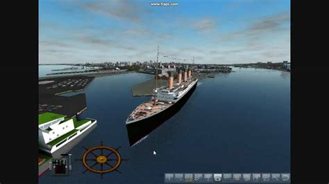 Ship Sinking Simulator Ships by Titanic Ship Simulator 2008 Youtube
