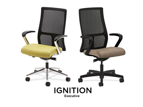 hon ignition executive chair arizona office furniture