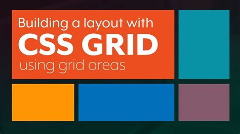 css grid template creating a layout css grid layout using grid template areas