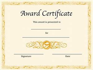 9 award templates psd pdf With free award certificates templates to download