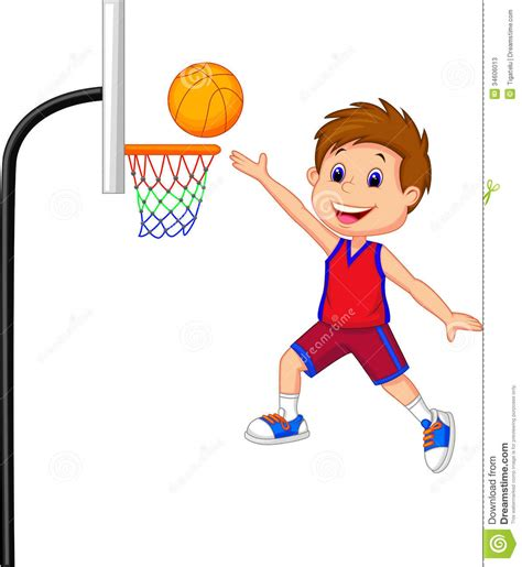 playing cartoon boy playing basketball cartoon www imgkid com the
