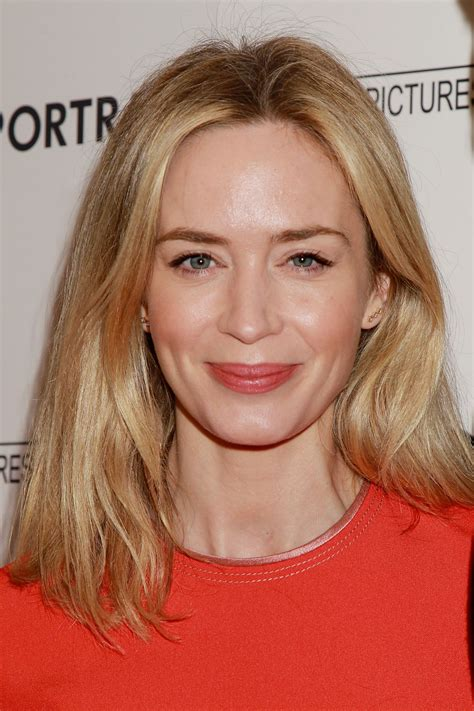 Emily blunt official facebook page. EMILY BLUNT at Final Portrait Screening at Guggenheim Museim in New York 03/22/2018 - HawtCelebs
