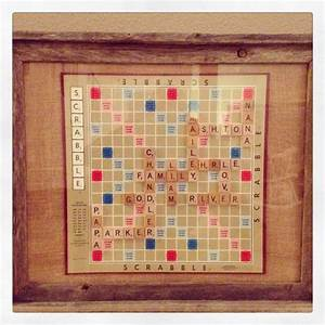 17 best images about crafts scrabble on pinterest With changeable letter board hobby lobby
