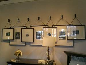 Large wall art ideas pinterest : I thought this is such a neat idea for your gallery wall